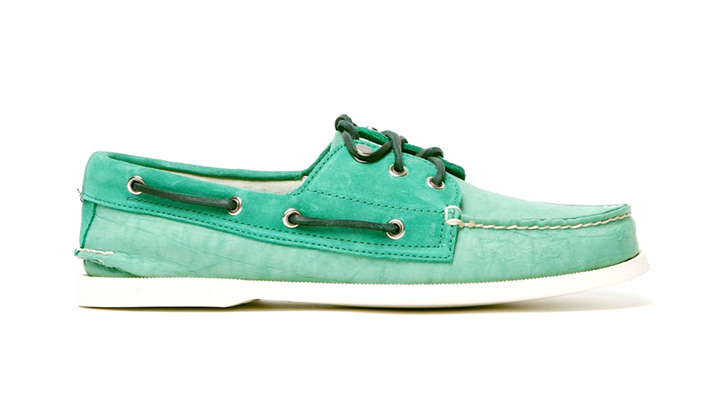 Photo03 - Band of Outsiders x Sperry Top-Sider 3-Eye Boat Shoe