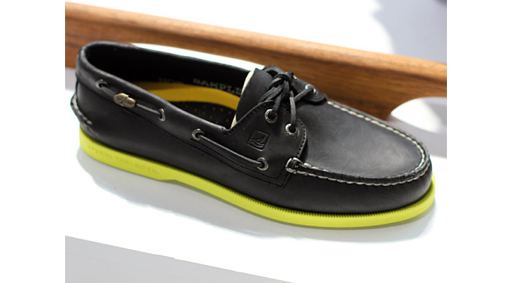 Photo02 - Sperry Top-Sider 'Vibrant' Boat Shoes for Spring/Summer 2012