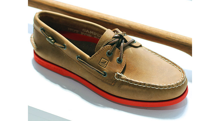 Photo04 - Sperry Top-Sider 'Vibrant' Boat Shoes for Spring/Summer 2012