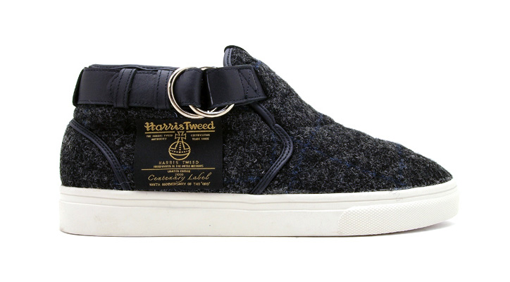 Photo02 - Harris Tweed x UBIQ eL
