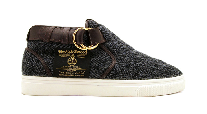 Photo06 - Harris Tweed x UBIQ eL