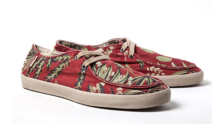 "Photo01 - Vans Rata Vulc ""Hawaii"""