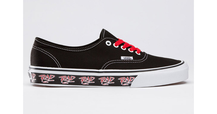 "Photo03 - Vans Authentic ""Rad Pack"""