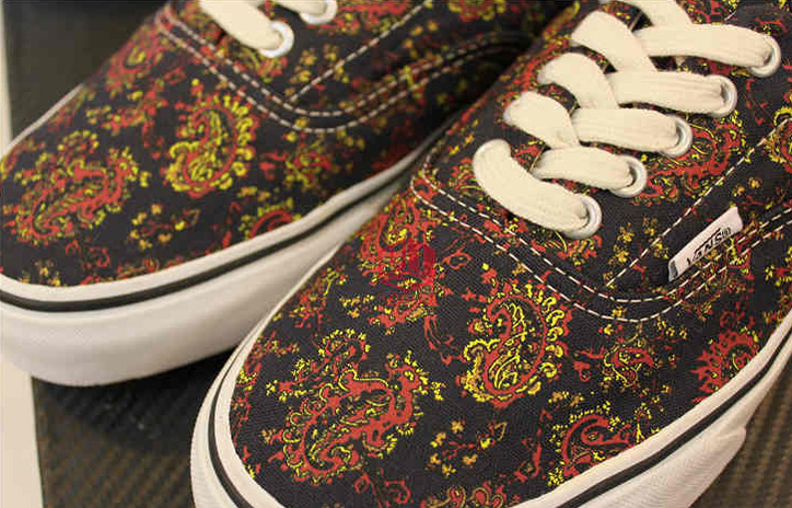"Photo03 - Supreme x Vans Era ""Paisley"""