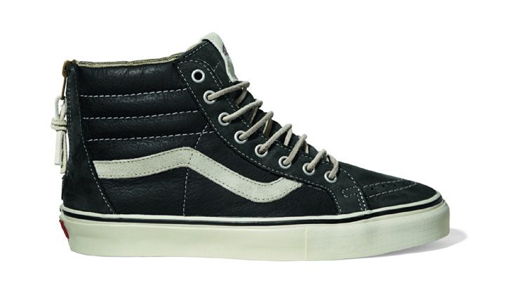 Photo02 - Vans Vault Spring 2012 Sk8-Hi Zip LX