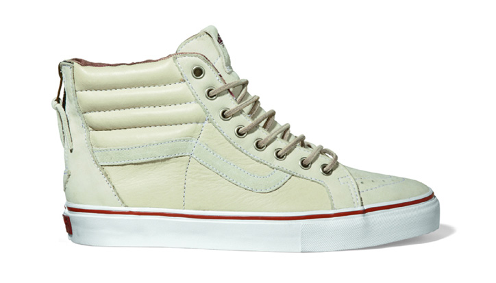 Photo03 - Vans Vault Spring 2012 Sk8-Hi Zip LX