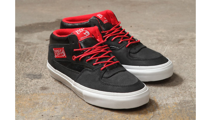 "Photo01 - HKIT x Vans Half Cab Pro ""The Last Dragon"""