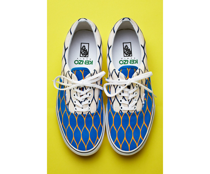 Photo04 - Kenzo x Vans Era – Solid Color Pack