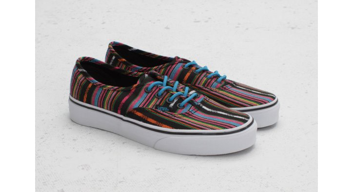 Photo02 - Vans Authentic Guate Stripe