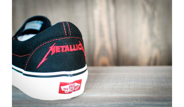 "Photo03 - Vans x Metallica ""Kill Em All"" Sk8-Hi & Slip-on"