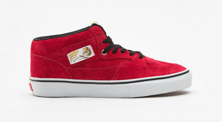 Photo01 - Steve Caballero x Vans Half-Cab 20th Anniversary Collection
