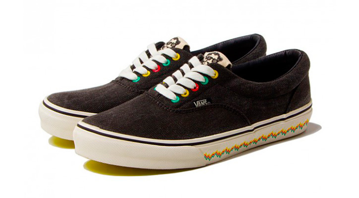 Photo01 - Stussy x Alakazam x Vans Era