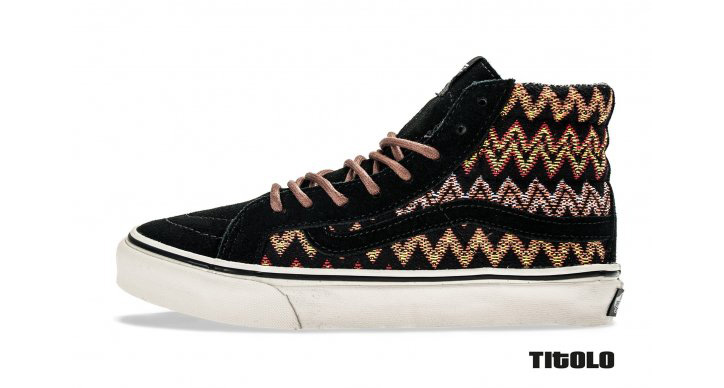 Photo02 - Vans California Sk8-Hi Slim - Zig-Zag Pack