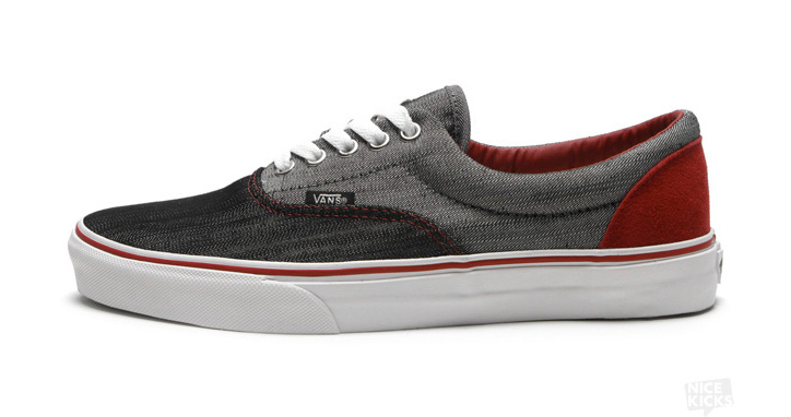 "Photo03 - VANS ERA & HALF CAB ""DENIM"""