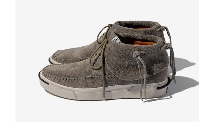Photo01 - SOPHNET. x visvim 2011 Fall/Winter Footwear
