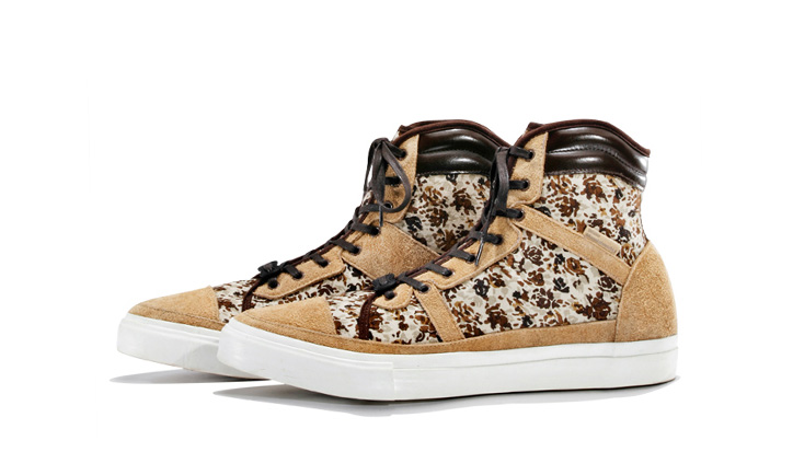 Photo04 - White Mountaineering 2012 Spring/Summer Footwear Collection