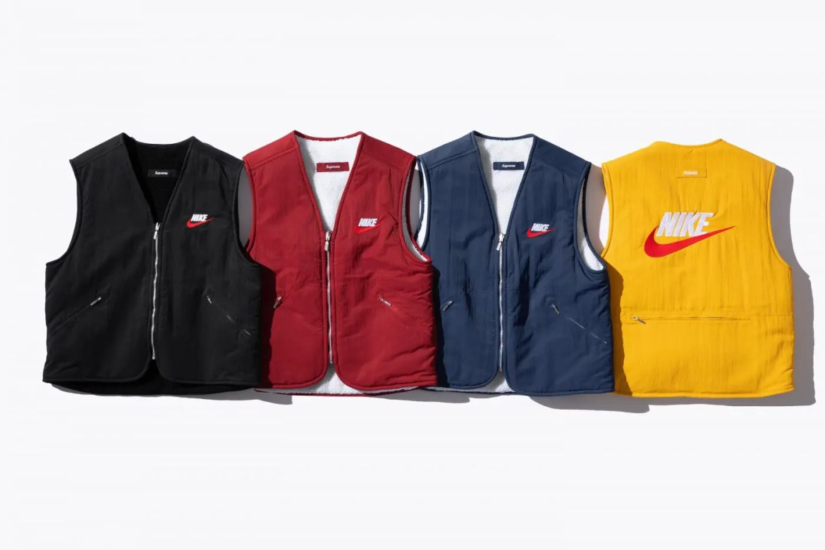 supreme-nike-18aw-collaboration-20180929-week6-reversible-vest-red-4-colors