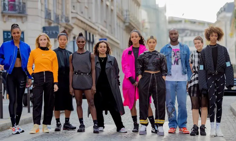 Nike Collabs with Yoon, Martine Rose and Sarah Andelman