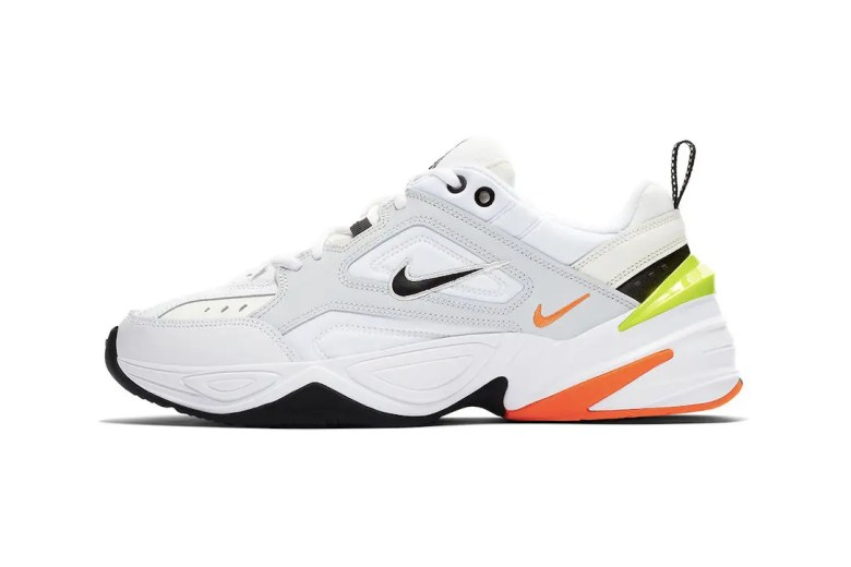 Nike's Newest M2K Tekno Gets the Neon Treatment