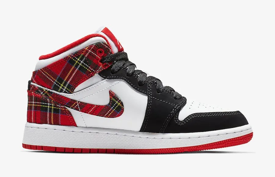 Air-Jordan-1-Mid-White-Plaid-554725-607-Release-Date-2