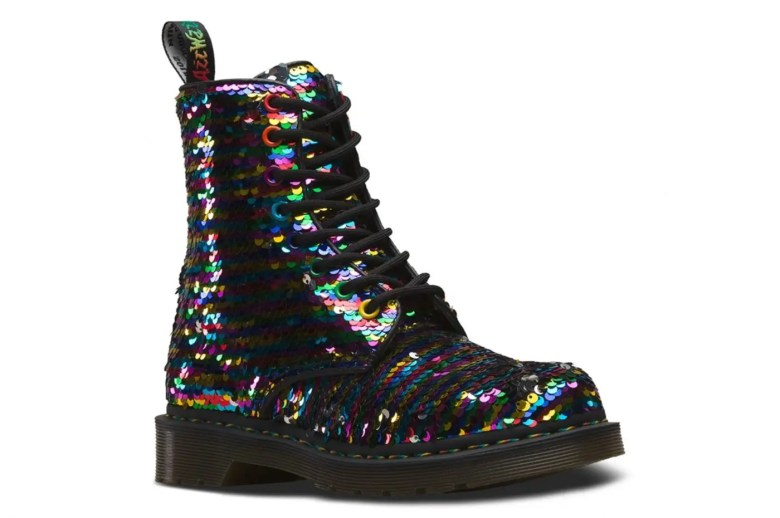 Dr. Martens' Sequinned Boots Are Perfect for Party Season-02