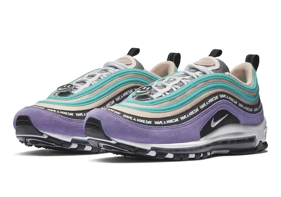 "Air Max Day 2019に向けた新作【Nike (ナイキ)】""Have a Nike Day""パック Air Max 97 のビジュアルをリーク!"