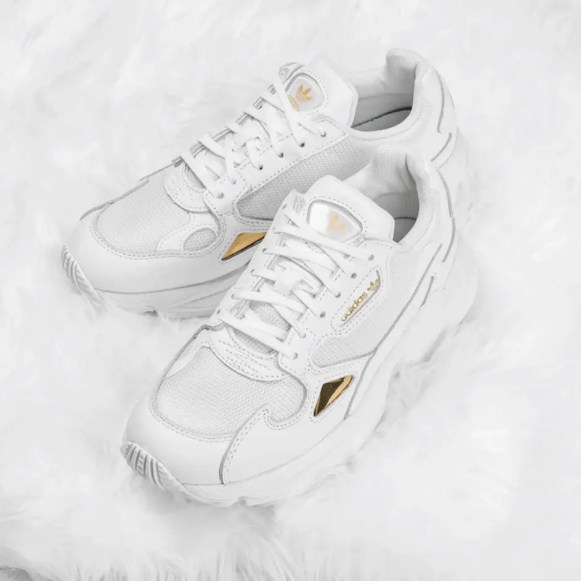 adidas Falcon Metallic Gold-1