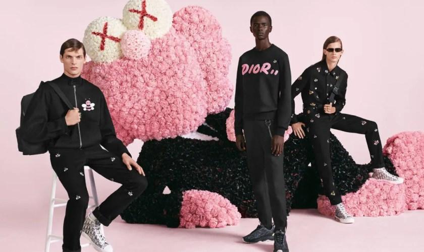 Dior x KAWS Summer 2019 Mens Collection-01