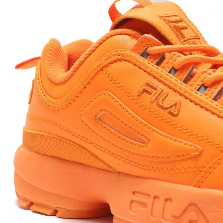FILA Disruptor 2 Mono Neon Sneaker-19
