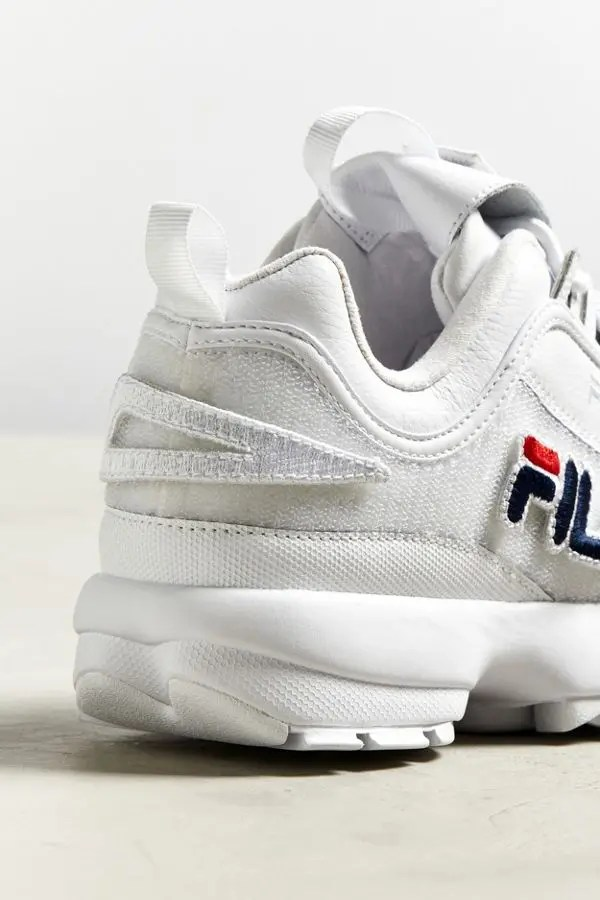 FILA Disruptor II Patches Sneaker-03