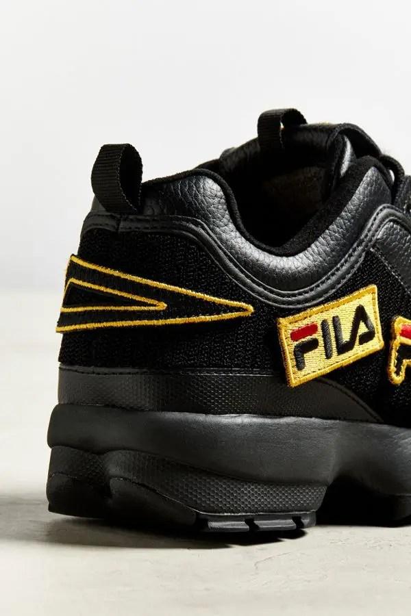 FILA Disruptor II Patches Sneaker-08
