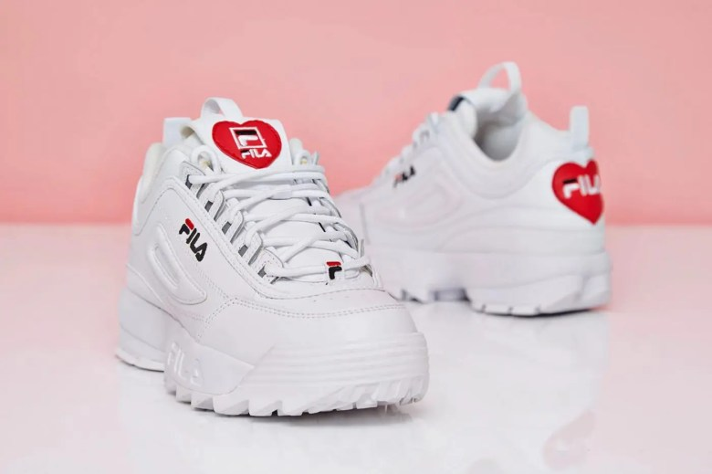 Fila Diruptor II White Heart Exclusive-02