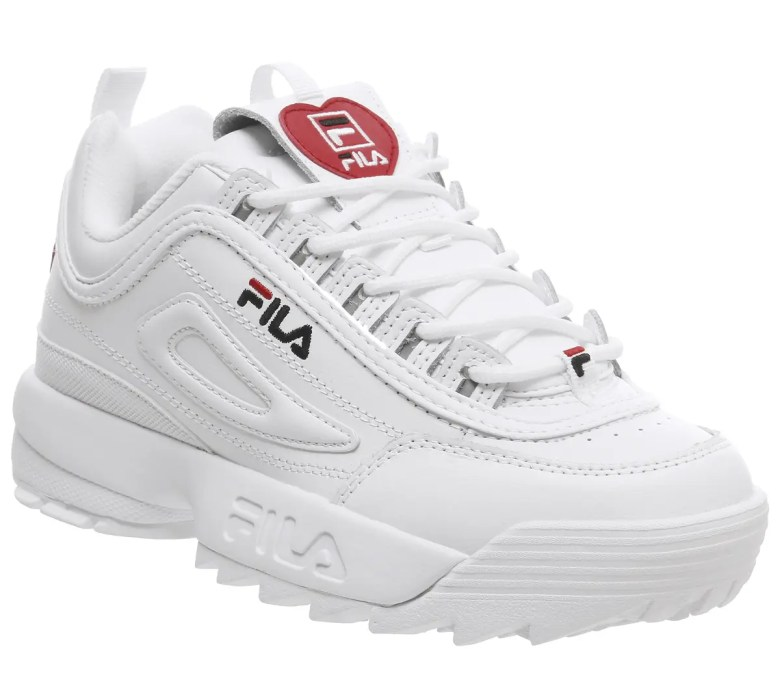 Fila Diruptor II White Heart Exclusive-04