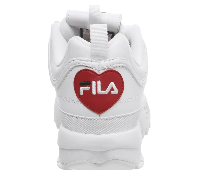 Fila Diruptor II White Heart Exclusive-08
