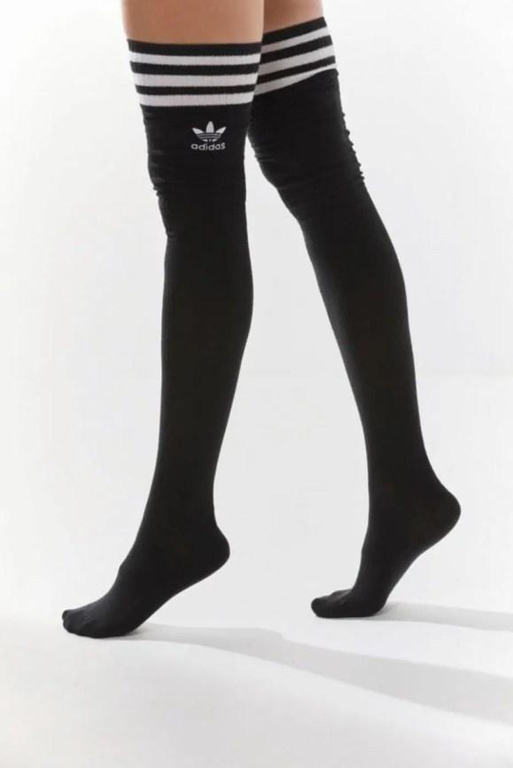 adidas Originals Roller Thigh High Sock-01