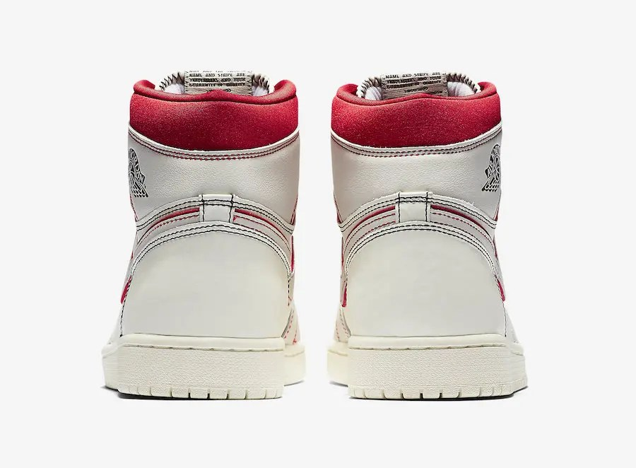 Air-Jordan-1-Sail-University-Red-555088-160-Release-Date-Price-5