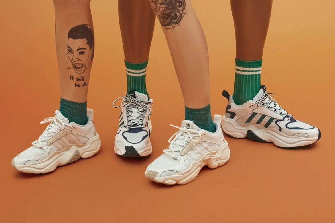 An Exclusive Look at the Naked x adidas Consortium Magmur Runner-20