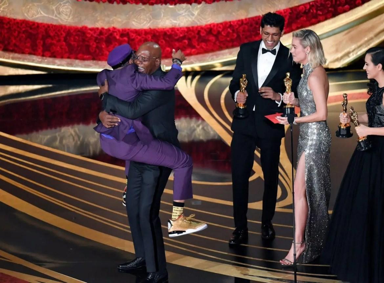 BlacKkKlansman Spike Lee Oscar 2019-01