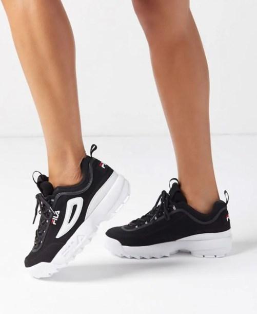 FILA UO Exclusive Disruptor 2 Premium Sneaker-01