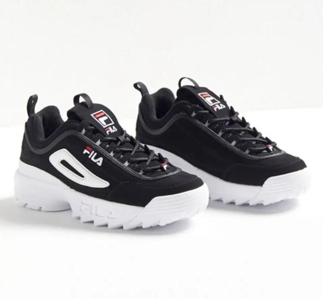 FILA UO Exclusive Disruptor 2 Premium Sneaker-02