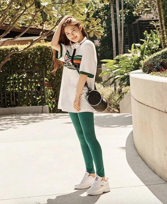 FILA ray sneaker white-05