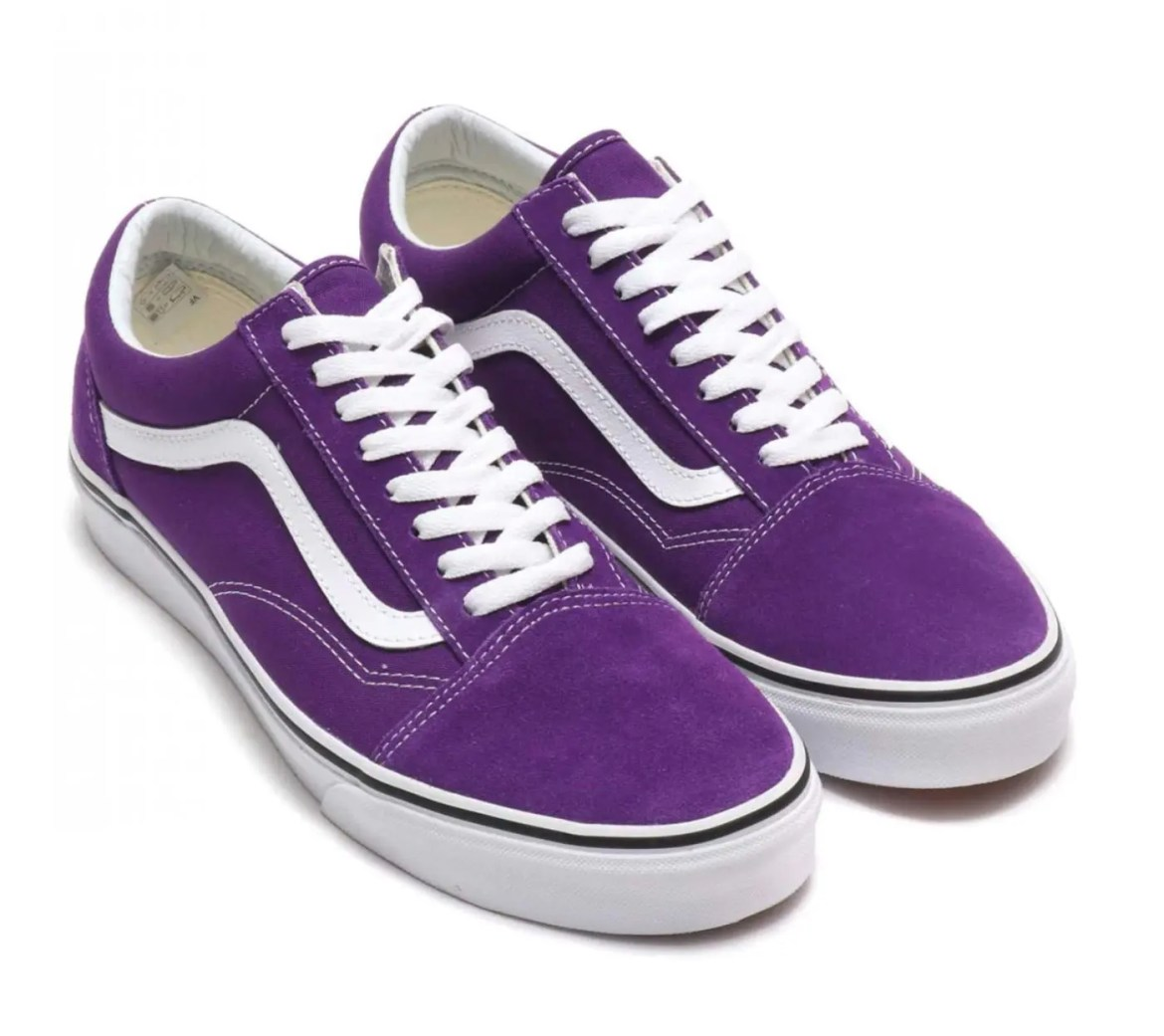 VANS OLD SKOOL PETUNIA 19SP-I-01