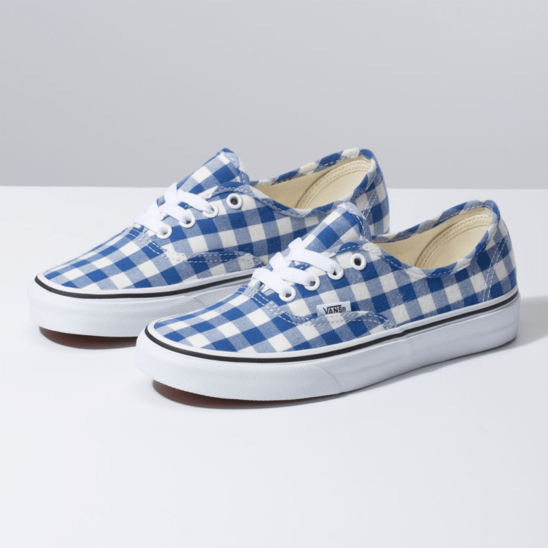 Vans GINGHAM AUTHENTIC-05