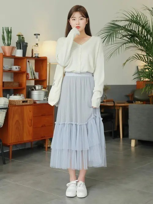 WEAR Tulle Skirt-02