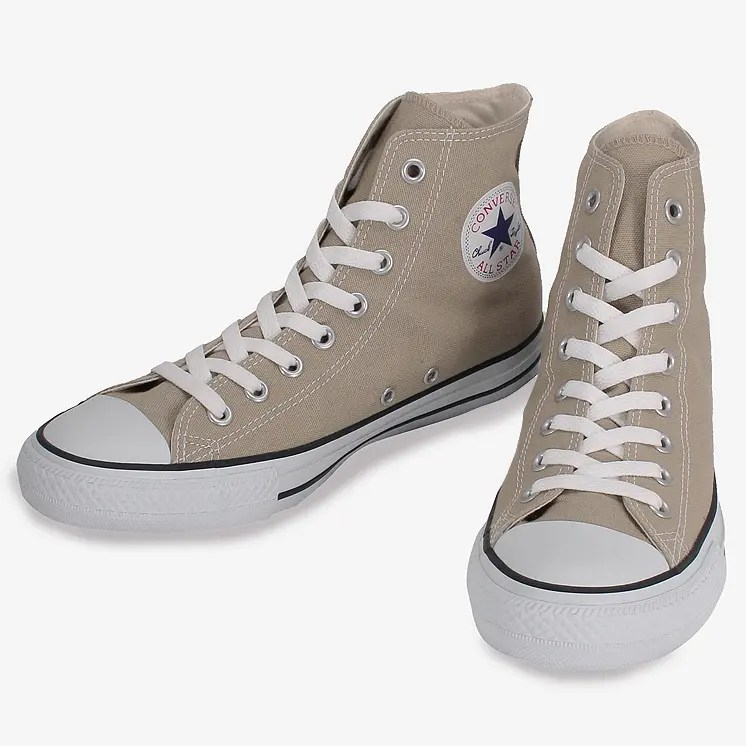 Converse Chuck Taylor CANVAS ALL STAR COLORS HI-01