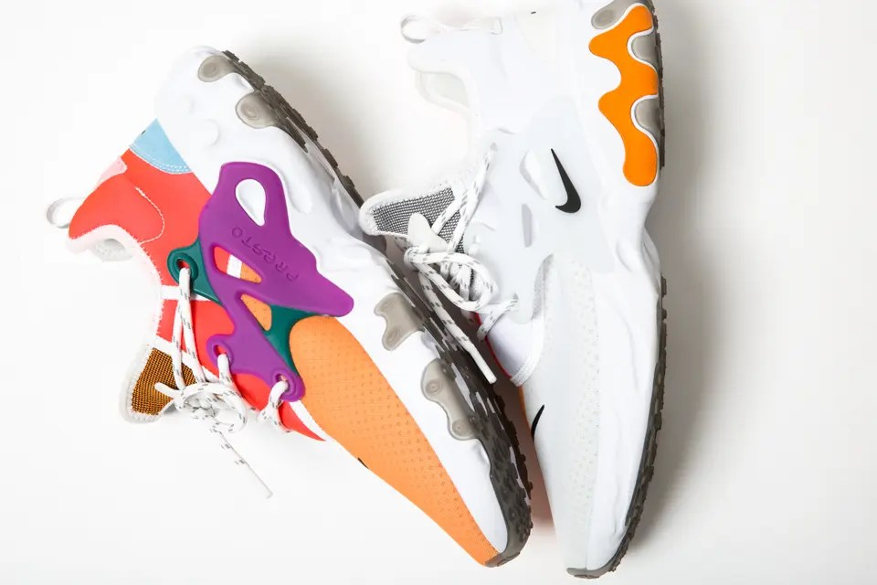 "BEAMS Nike Reacto Presto ""Dharma""-05"