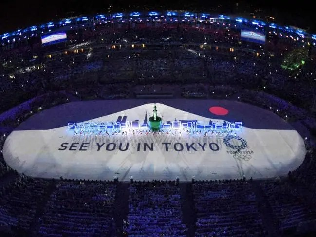 Tokyo Olympics 2020 See You in Tokyo