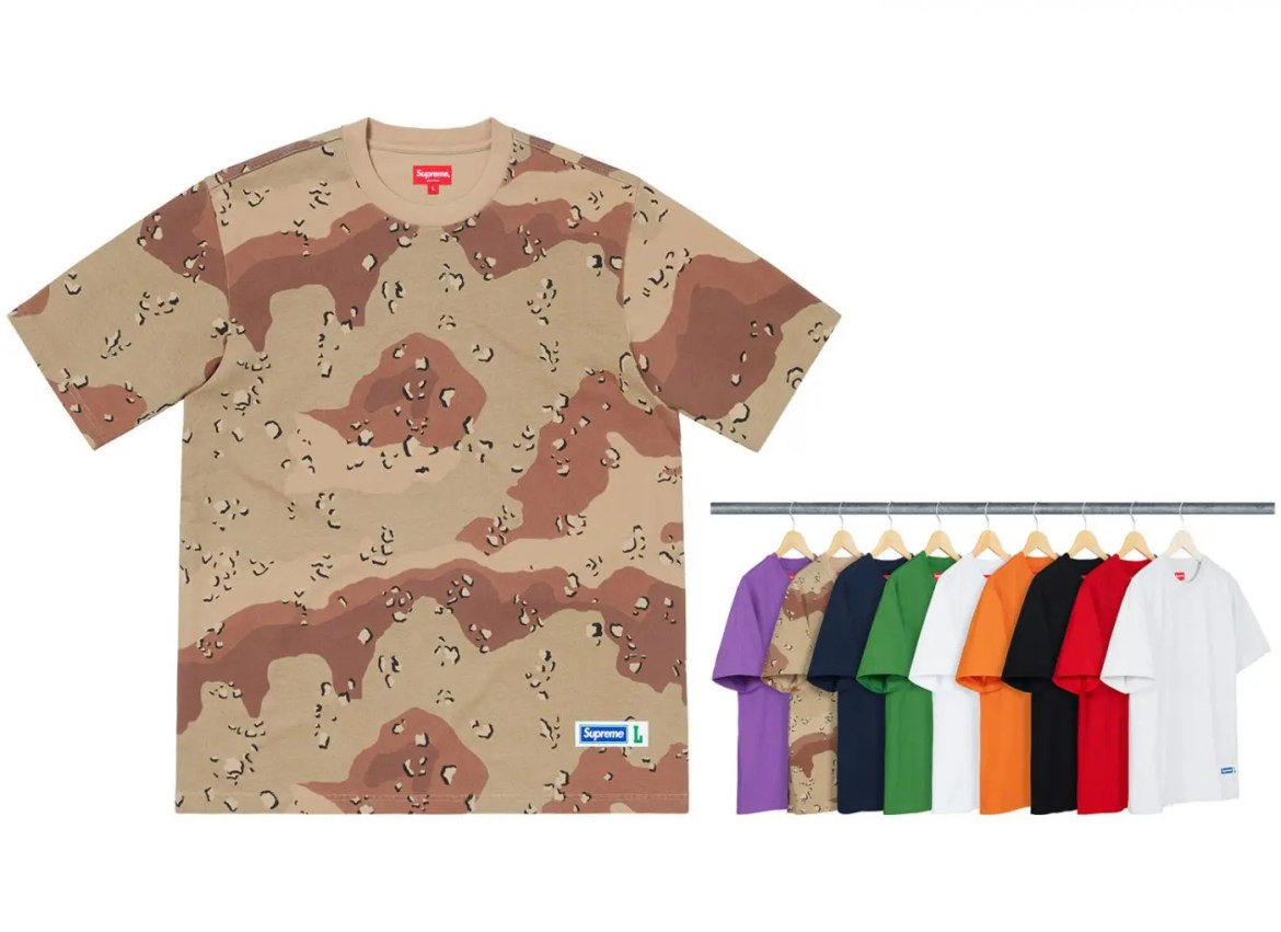 supreme-2019ss-week14-release_Athletic Label Tee