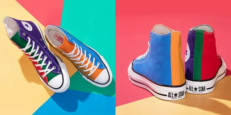 Converse x ABC Mart All Star 1