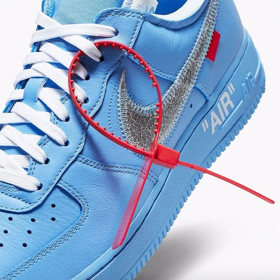 nike air force 1 mca release date